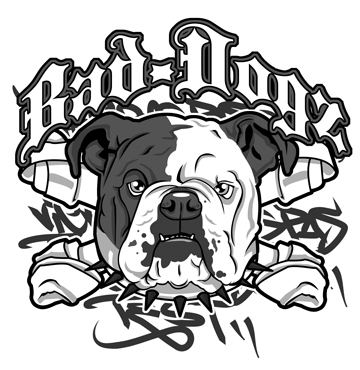 English Bulldog Logo